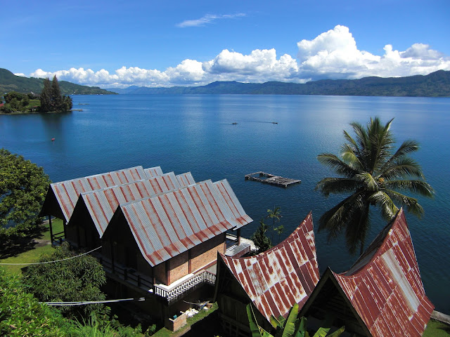 Lake Toba in Legend