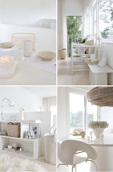 Decoración en Blanco
