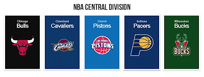 NBA 2K13 Central Division Court Pack Mod