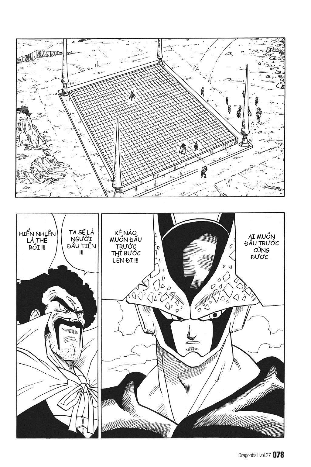 xem truyen moi - Dragon Ball Bản Vip - Bản Đẹp Nguyên Gốc Chap 396