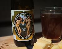 Бельгийское пиво Hoegaarden Verboden Vrucht