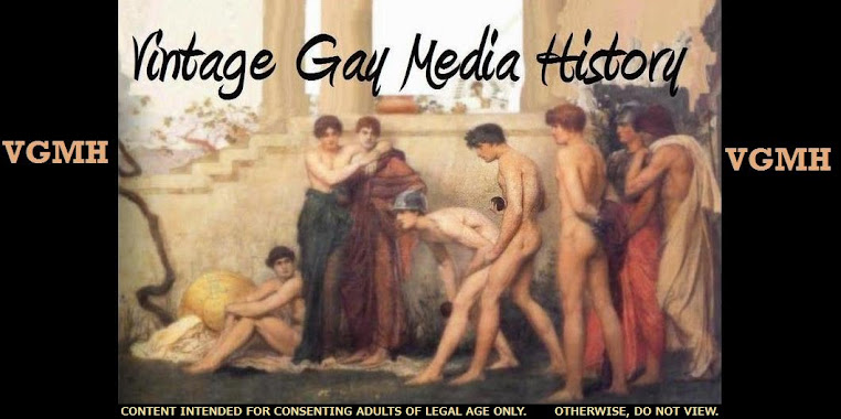 Vintage Gay Media History