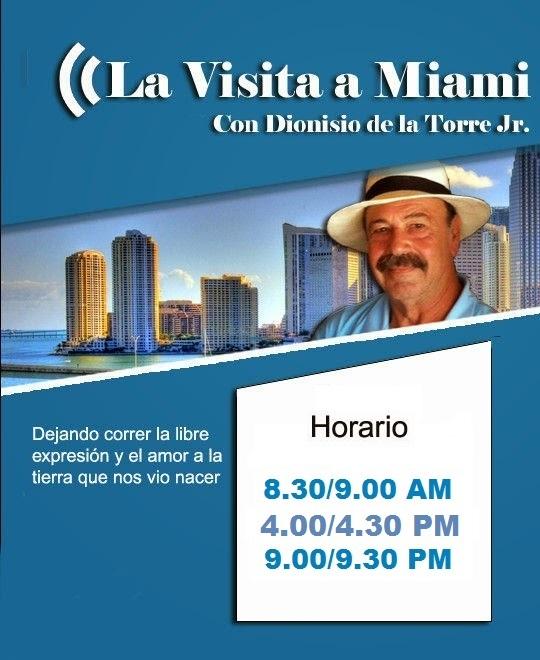 La visita Miami