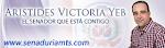 ARISTIDES VICTORIA SENADOR. ____Un clic a la Imagen y conozca más.