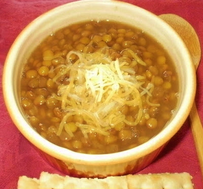 Real Food Lentil Soup