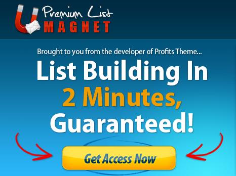 Premium List Magnet