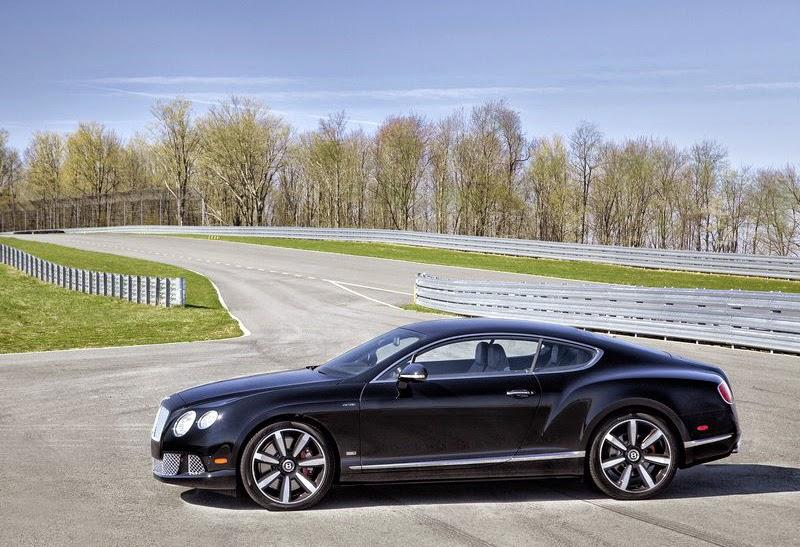 Bentley Continental GT W12 Le Mans Edition, 2014, Autos, Luxury Automobiles, Automotive, Car Concept