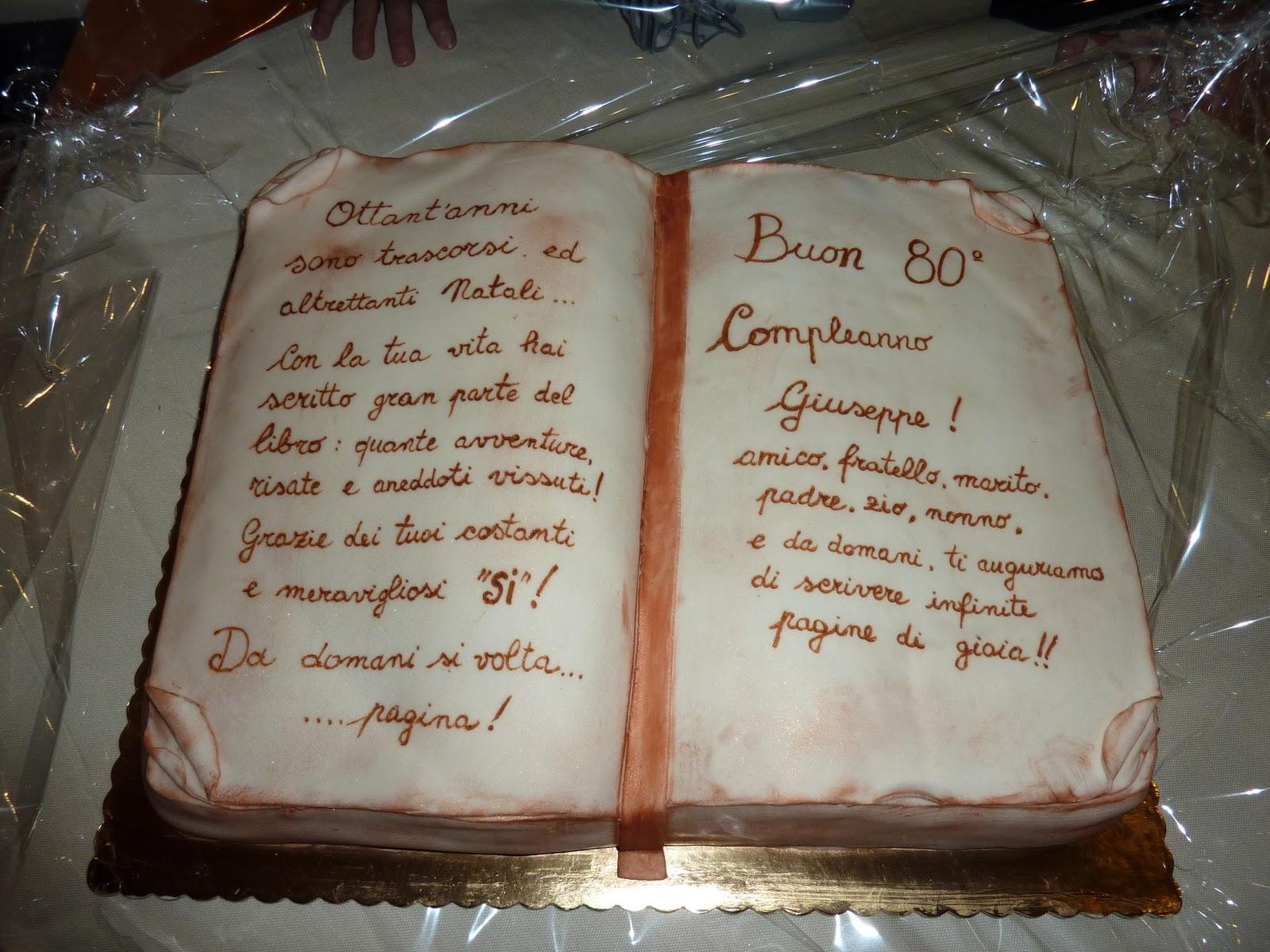 Famoso Tutti Pazzi x La PdZ (Pasta di Zucchero): Torta Libro Aperto  KZ67