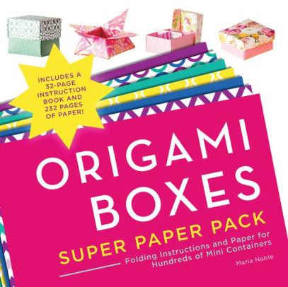 origami box kit