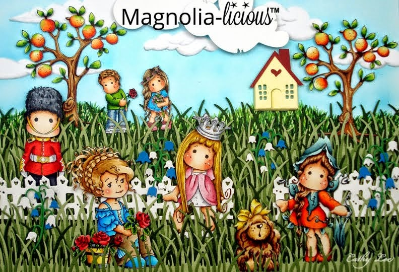 Sponsor - MAGNOLIA-LICIOUS