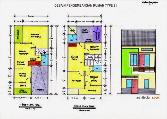 Contoh Rumah Minimalis Type 21 60 Lowongan Kerja Jakarta Terbaru