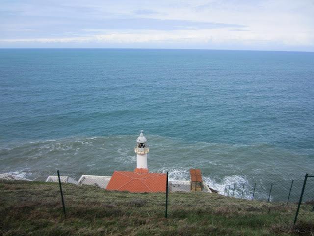 Faro del Caballo  Monte Buciero