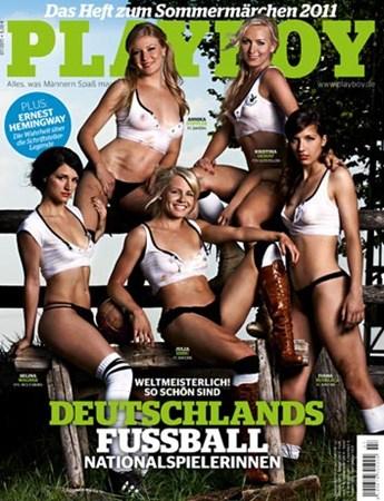 Adoi - Germany Team Football Untuk Playboy