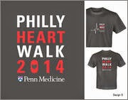 Heart Walk Shirt B