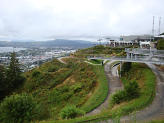 The LUGE track!