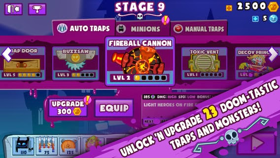 screenshot 4 Castle Doombad v1.01