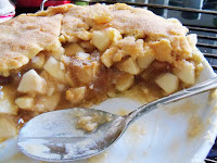 Rezept: Fake Faux Apple Pie | http://panpancrafts.blogspot.de/