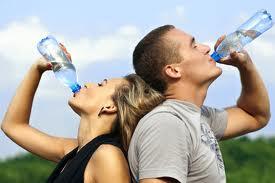 Cara Hidup Sehat dengan Air Putih
