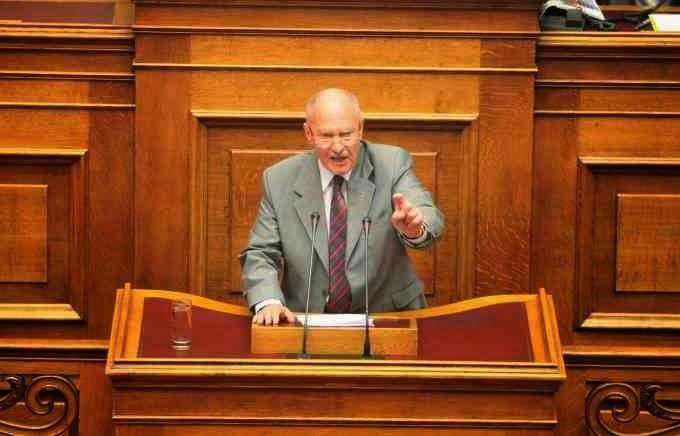 Ανακοίνωση βουλευτή Αχαΐας Μιχάλη Αρβανίτη