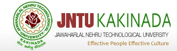 JNTUK - M.Tech Entrance Exam Time table