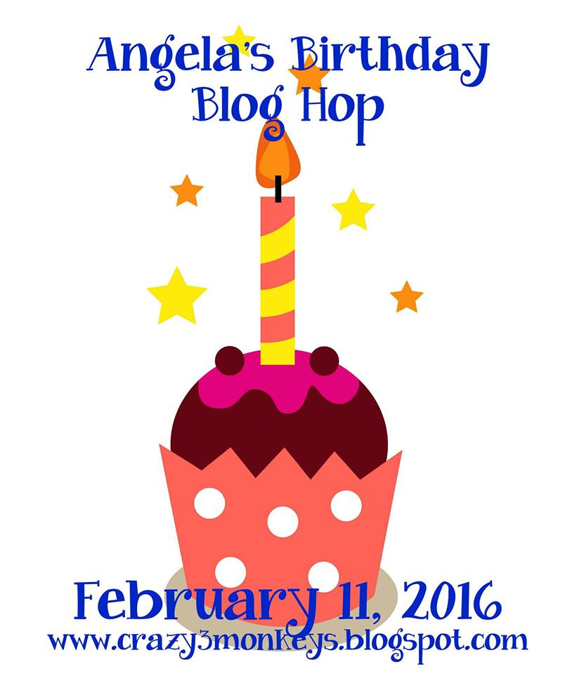 Angela's Birthday Blog Hop