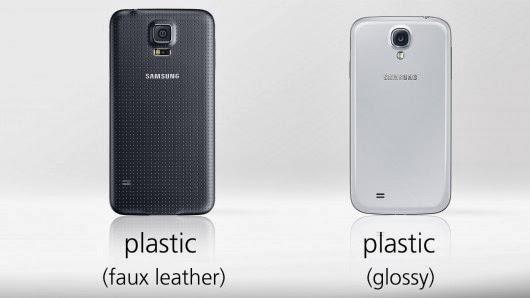 Samsung Galaxy S5 vs Galaxy S4