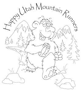 Happy Utah Mountain Runners