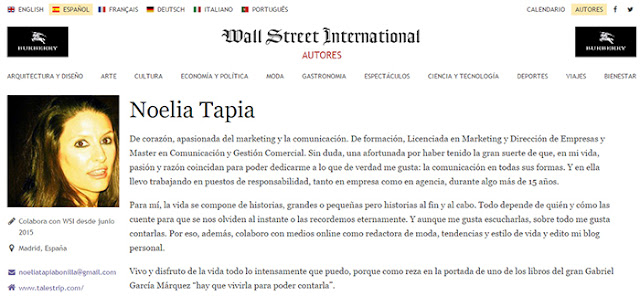 WALL-STREET-INTERNATIONAL-NOELIA-TAPIA-TALESTRIP