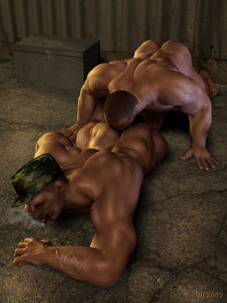 from Kymani art erotic free gay male