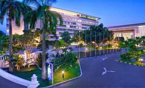 Hotel Ambarukmo Yogyakarta