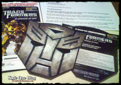 transformers free ticket from gsc-eon bank credit card,tiket percuma the ultimate movie card contest,transformers 3 : dark of the moon tiket percuma, filem transformers 3 dark of the moon tiket,tiket percuma transformers 3,gsc eon credit card sponsor