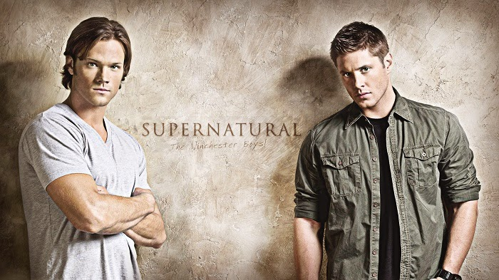 Supernatural Winchester boys