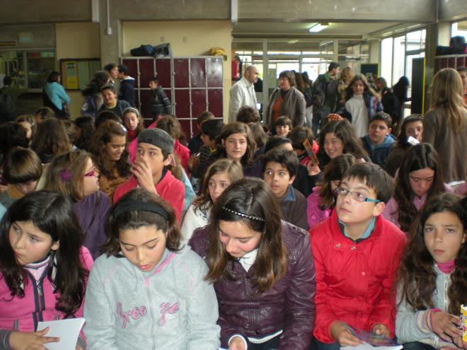 Escola da Merceana - 22 de Fevereiro de 2011