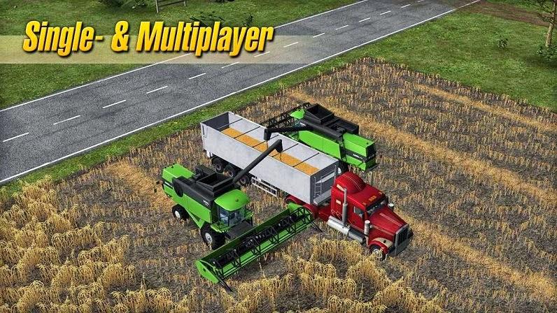 Farming Simulator 1.1.5 full apk