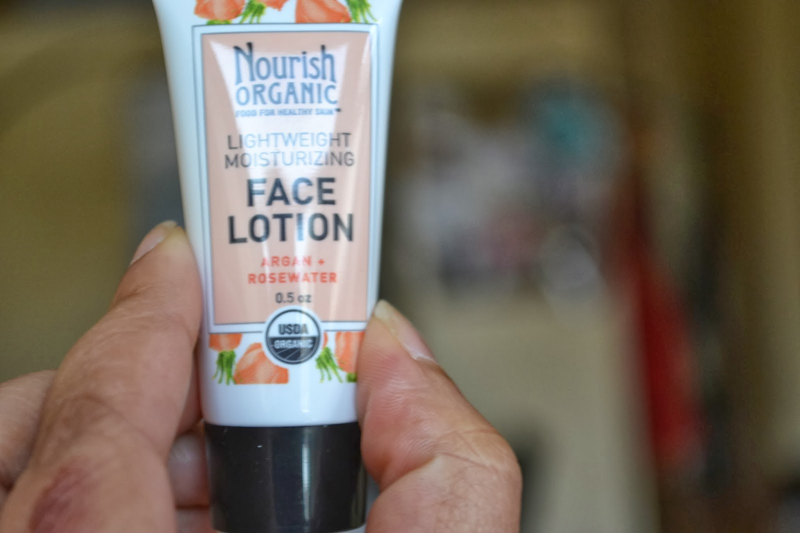 Face Lotion by Nourish Organic