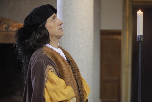 José Mota presenta\' viaja esta noche en el tiempo con Goya, Colón y ...