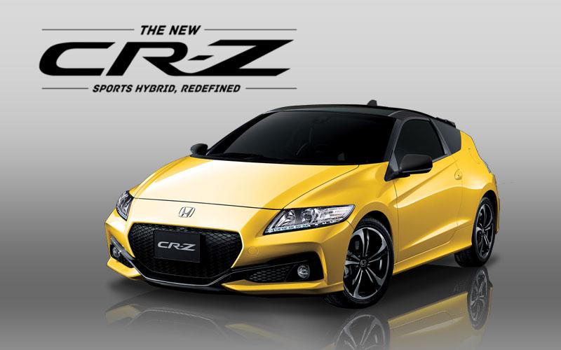 Honda CR-Z 1.5 IMA Hybrid Navi