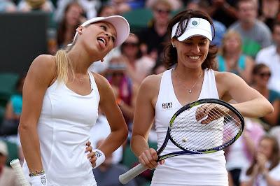 Tennis Girls