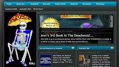 The Deadwood Mystery Series By Ann Charles