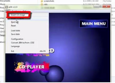 emulator ps 1