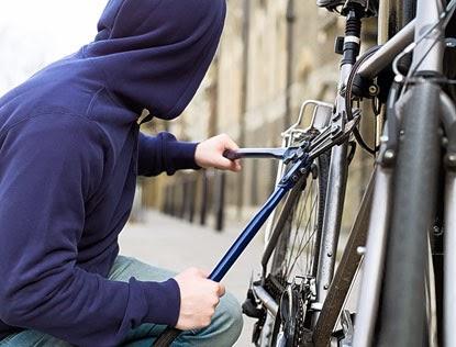 Seguro bicicleta anti robo