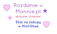 Rozdanie u  Monnie.pl