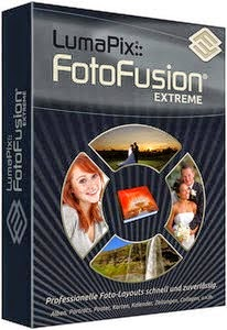 تحميل برنامج LumaPix FotoFusion 5.4 للتعديل على الصور