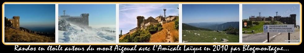 ➽ Randos en étoile autour du mont Aigoual en  2010 par Blogmontagne ~