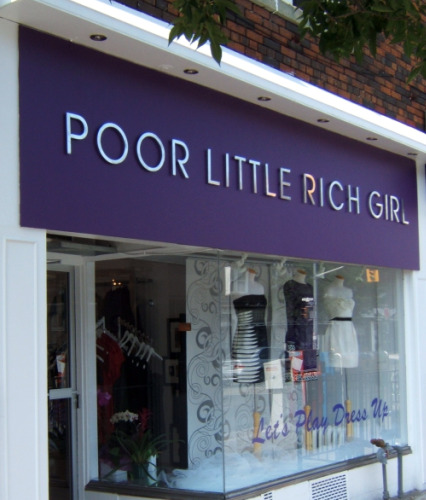 Fantasy Rich girl store be