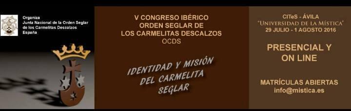 V CONGRESO IBERICO OCDS ESPAÑA Y PORTUGAL
