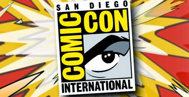 Preview Night at Comic Con - The Flash and Constantine