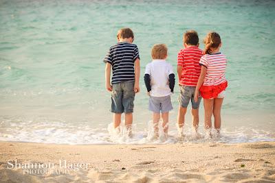Shannon Hager Photography, Okinawa Beach, Children's Photography