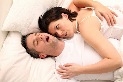 Insomnia because of snoring, what can be done