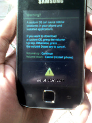 Upgrade] [CUSTOM ROM] [KERNEL] Samsung Galaxy Y(GT-S5360) to Jelly